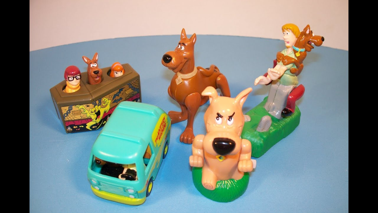 The 11 Most Memorable Burger King Kids Club Toys Of The 90s