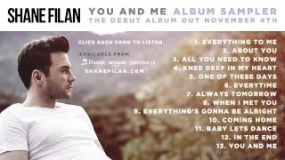 Shane Filan 'You And Me' Album Sampler