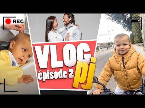 Bodytime:UNE SEMAINE EN FAMILLE : PJ Vlog 2