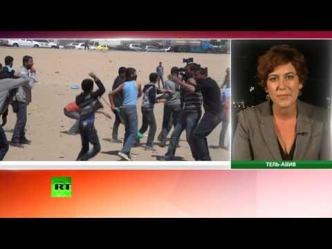 Израильские военные не допустили гуманитарную миссию к палестинцам