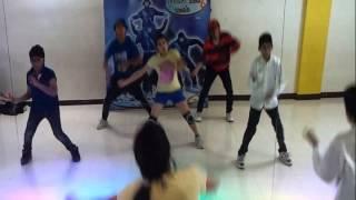 Dhoom Machale Dhoom - Song - DHOOM:3 Choreography by vijay akodiya a.k.a v.j