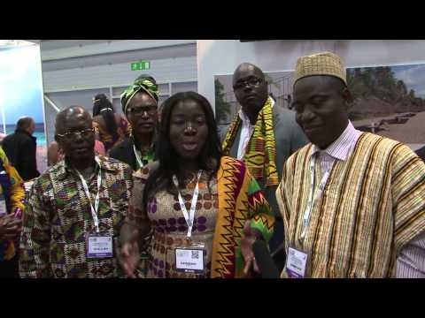 EMH Films: GHANA AT WORLD TRAVEL MARKET 2013