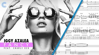 Clarinet Fancy Iggy Azalea Ft. Charlie XCX Sheet