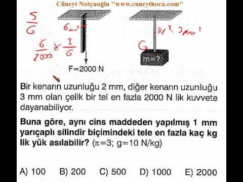 Birey sorubank_Dayanıklıklılık 10 sınıf Fizik 06.10.2012_2
