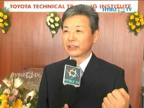 Hiroshi Nakagawa -Toyota Kirloskar Motors Ltd