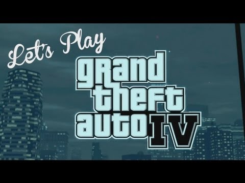 Let's Play - GTA IV Lone Wolf Biker