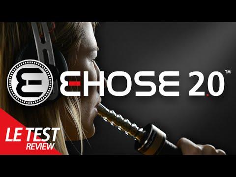 Test E-Hose 2.0 - Chicha Electronique Square Smoke