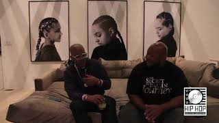 """Damon Dash """"When Jay worked with R. Kelly... (Aaliyah's Experience)"""""""
