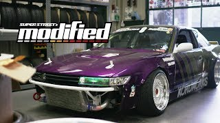 Formula D 2017, Team Drift Challenge: Nissan 240SX S13 - Modified Ep. 2. MotorTrend.