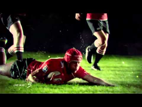 SuperSport South Africa's SuperRugby Promo | Super Rugby Video
