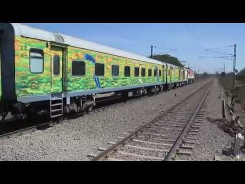 COMPILATION OF HIGH SPEED TRAINS OF INDIAN RAILWAYS !!!!!!!!!!!!!!!!