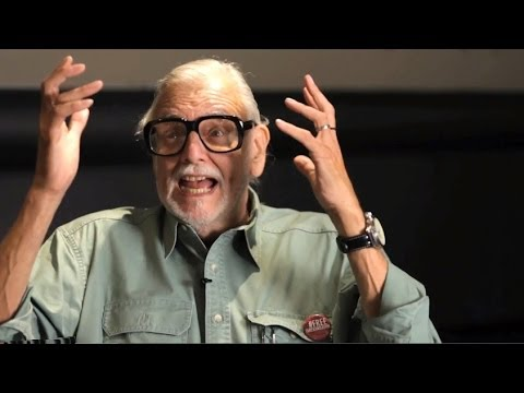 george a romero talks night of the living dead and