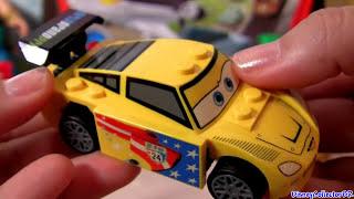 Lego 9481 Jeff Gorvette Cars 2 Disney Pixar Carrinho De