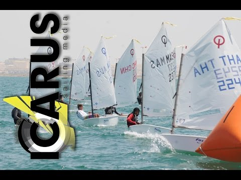 IODA Optimist Asian Championships 2014 - Full Highlights