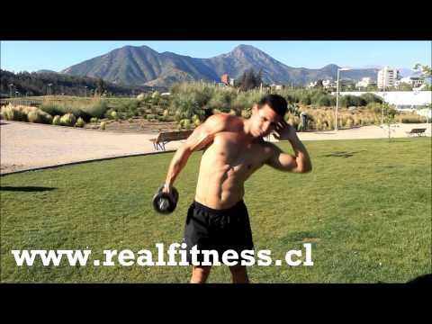 Los mejores ejercicios para desarrollar los oblicuos