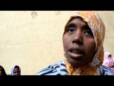 صرخة نساء قصرأسليم ميدلت ضد الاقصاء الاجتماعي