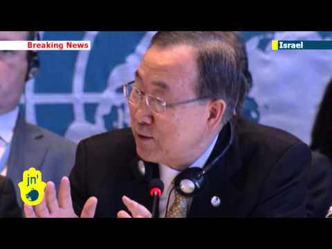 Syria Peace Talks: Syrian minister and UN Secretary General in heated exchange over speech length