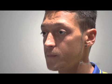 Arsenal's Record Signing Mesut Ozil Explains His Move