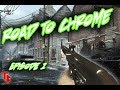 ROAD TO CHROME CAMO Call of Duty WWII