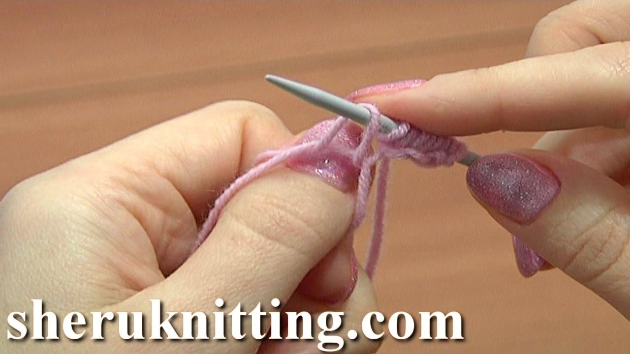 Knitting cast on long tail method : Maxresdefault g