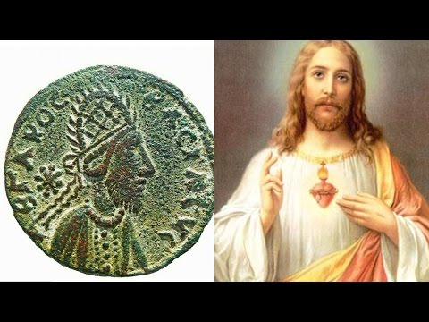 Ancient Coin Shows 'FIRST and ONLY Portrait' of Jesus Christ?!