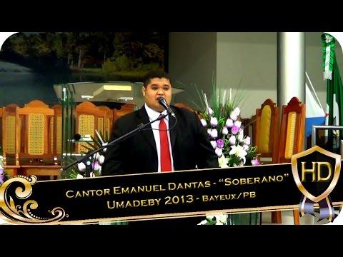 Cantor Emanuel Dantas -