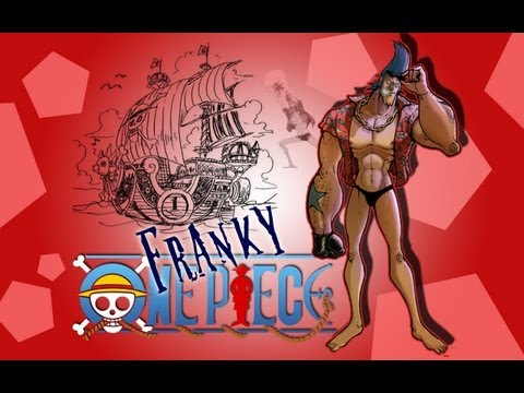 Franky - One Piece-Album (HD) (By. Stefan Bretz)