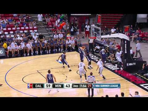 Summer League: Dallas Mavericks vs Minnesota Timberwolves