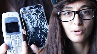 Are Old Nokias Really More Durable Than iPhones?