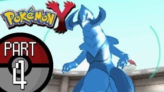 Pokemon X And Y Part 4: Super Training Level 3 And