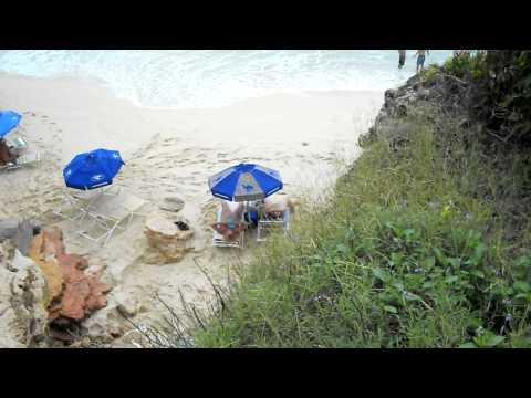 Saindo da praia de nudismo.AVI