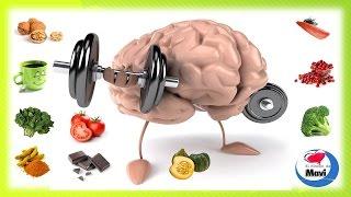 Alimentos para mejorar el rendimiento mental