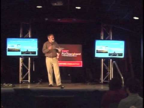 How Rural Will Save Civilization: Ivan Emke at TEDxFortTownshend 2013
