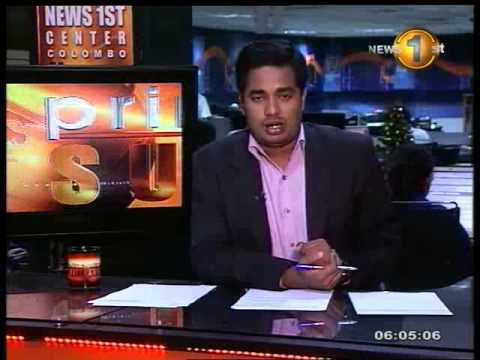 SHAKTHI BREAKFAST news 1st - 27.12.2013 6 am