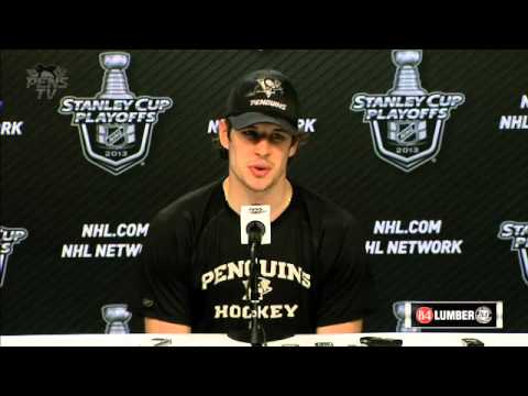 Off Day Interview: Sidney Crosby (05.08.13)