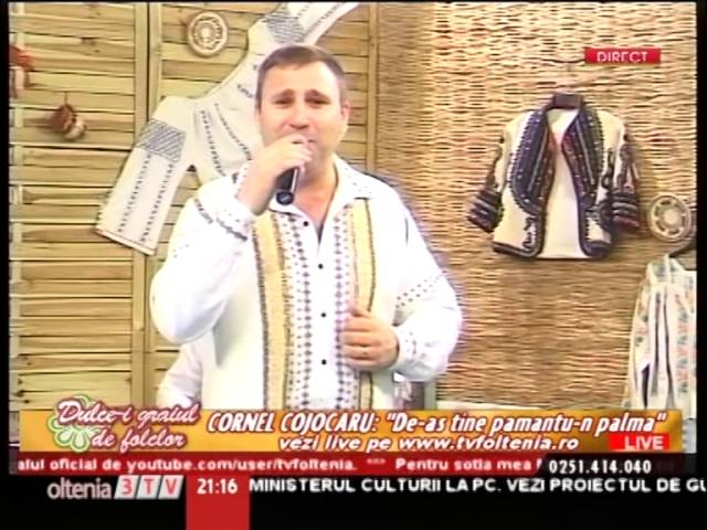 Cornel COJOCARU - Lansare de album - Muzica populara si de petrecere noua 2014 HIT - LIVE