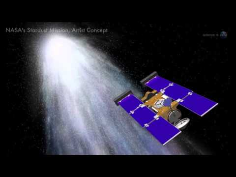 Rosetta's Target Comet is Waking Up | NASA Space Science Video