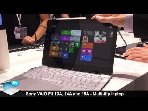 Sony VAIO Fit Multi-Flip 13A, 14A and 15A laptop