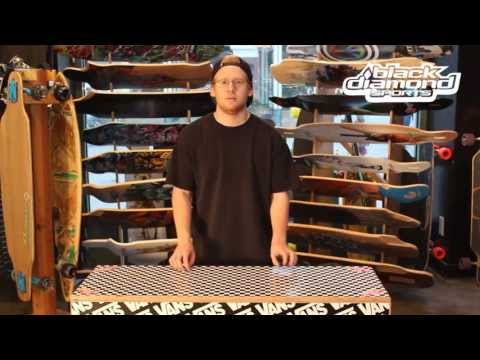 How to assemble a board with Black Diamond Sports