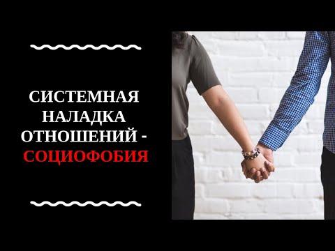 4.7 Системная наладка отношений - (ОГРАНИЧИТЕЛИ) - Нежелание общаться с людьми (социофобия)