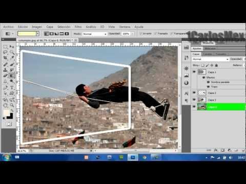 Photoshop | Foto fuera de su marco o limite