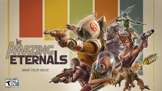 The Amazing Eternals - Reveal Trailer