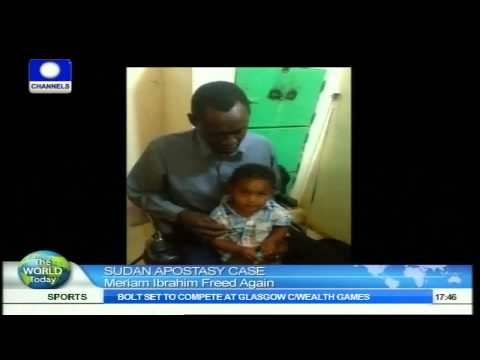 The World Today: Meriam Ibrahim Gains Freedom