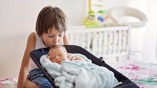 Big Siblings Protecting Babies Compilation (2018)