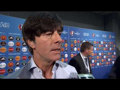 Euro 2016 Qualifying Draw Interview - Joachim Löw (23/2/14)