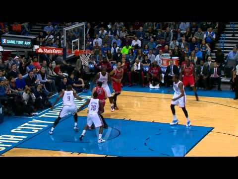 Top 5 NBA Plays: December 19th