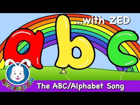 The ABC Song with Zed - MyVoxSongs