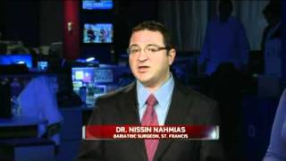 Fox News Obesity Surgery Interview with Dr. Nahmias view on youtube.com tube online.
