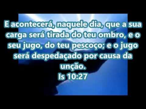 Play back- Ungido de Deus- cantor-  Junior