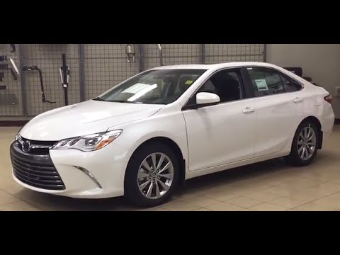 2016 toyota camry xle v6 review phim video clip. Black Bedroom Furniture Sets. Home Design Ideas